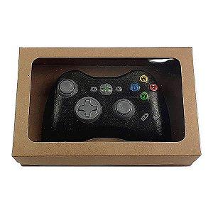Caixa Kraft para Controle Joystick XBOX Grande de Chocolate (20x13x5 cm) 10unid