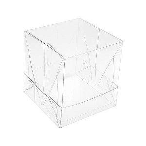 PMB-4 plástico (5x5x5 cm) 10unid Caixinha 5cm