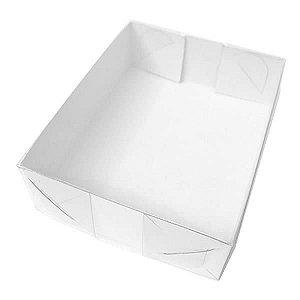TRP-56 (10x8x3 cm) Caixa para Embalagem Acetato e Papel 10unid