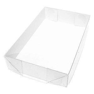 TRP-14 (16x10x3 cm) Embalagens de Plástico Acetato e Papel 10unid