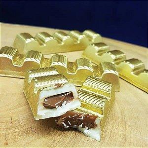 Forma para Chocolate com Silicone Tablete Barrinha 35g Ref. 9688 BWB 1unid