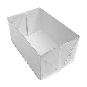 TRP-36 (14x8x5 cm) Caixa para Embalagem Acetato e Papel 10unid