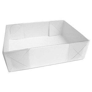 TRP-10 (15x15x6 cm) Caixa para Embalagem Acetato e Papel 10unid