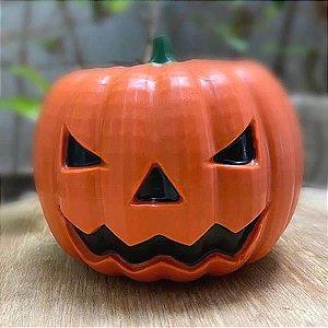 Forma para Chocolate com Silicone Abóbora Halloween Ref. 10013 BWB 1unid