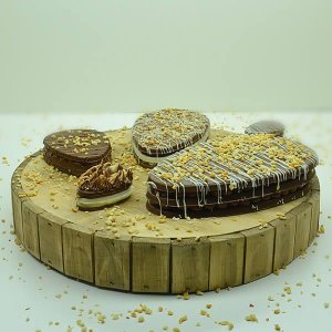 Forma para Chocolate Ovo Tablete Tipo 50g peso10g Forma Simples Ref. 9856 BWB 5unids