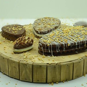 Forma para Chocolate Ovo Tablete Tipo 500g peso120g Forma Simples Ref. 9859 BWB 5unids