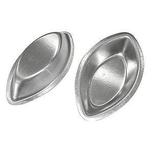 Forma de Aluminio Barquinha nº1 Ref. 9365 (7.6x1.4x3.8 cm) BWB 12unid