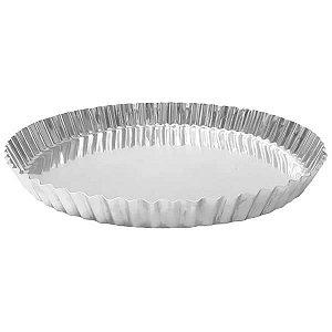 Forma de Aluminio Torta de Maçã Crespa nº30 Ref. 3000 (x29.5x28.5x3 cm) BWB 1unid