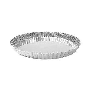 Forma de Aluminio Torta de Maçã Crespa nº20 Ref. 3003 (19x18x3 cm) BWB 1unid