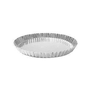 Forma de Aluminio Torta de Maçã Crespa nº13 Ref. 3005 (12.5x11.5x2 cm) BWB 1unid