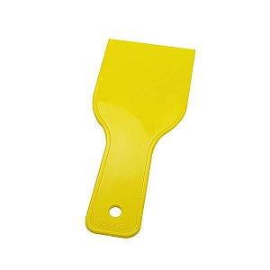 Espatula para Chocolate Pequena Amarela Ref. 9605 BWB 1unid