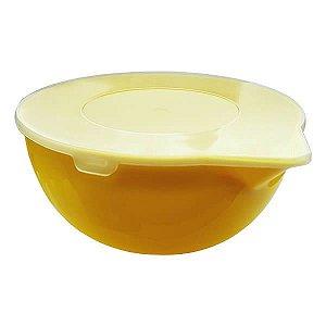 Derretedeira para Chocolate Grande 2L Amarela Sólida Ref. 9612 BWB 1unid