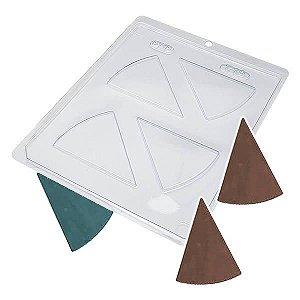Forma para Chocolate Setor 20g Forma Simples Ref. 710 BWB 5unids