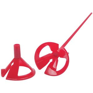 Suporte para Bexiga Pega Balão Vermelho Sólido Ref. 9496 BWB 10unid