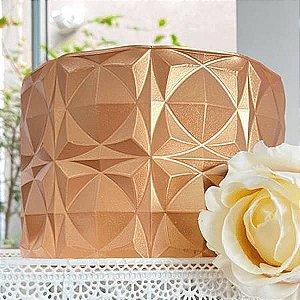 Placa Origami Cake Perfeita Simetria Ref. 10149 BWB 1unid