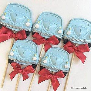 Forma para Chocolate Brinquedos 122g Forma Simples Ref. 136 BWB 5unids