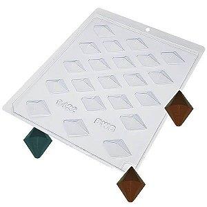 Forma para Chocolate Mini Balão 2g Forma Simples Ref. 9422 BWB 5unids