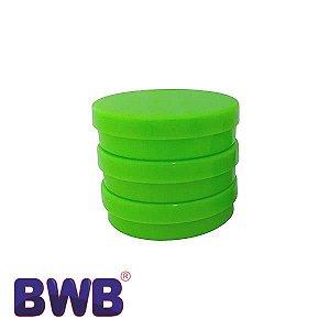 Latinha Verde Pote Sólido Ref. 9507 BWB 10unid