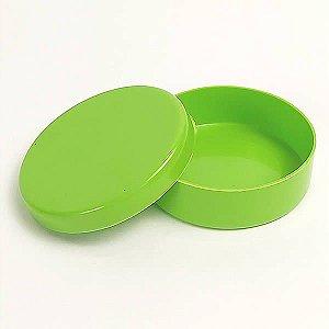 Latinha para Lembrancinhas Mint To Be Verde Claro Latinha para Personalizar 5x1cm 10unid Festas
