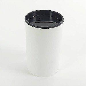 Cofrinho de Plástico Preto 10unid Festas