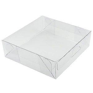 (5pçs) PX-5 (10x10x3 cm) Caixa de Acetato Acetplace