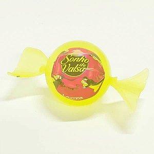 Caixa Bombom Amarelo 10unid Sonho de Valsa Festas