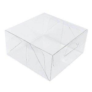 PX-3 (12x12x6 cm) Caixa para Sapatinhos de Croche 10und