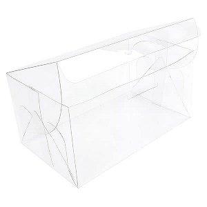 PX-9 (15x8,5x8,5 cm) 10und Caixa de Acetato Transparente