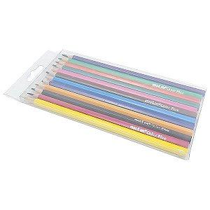 PXLapis-2 Caixa para 12 Lápis de Cor Sextavado Ø7mm
