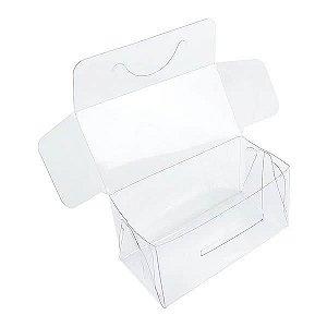 PX-223 (8x4x4) cm 10und Caixa de Acetato para 2 Docinhos