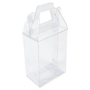 PX-213 (4,8x3,5x5,5) cm 10und Caixa de Acetato Maleta