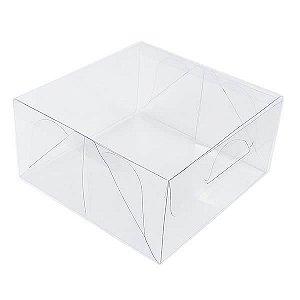 PX-55 (9,5x9,5x5,5) cm 10und Caixa de Acetato Transparente
