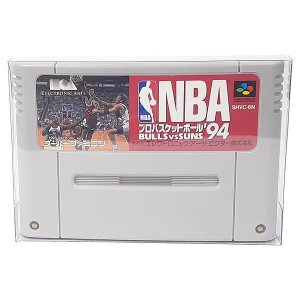 Games-5 (0,30mm) Caixa Protetora para Cartucho Loose Super Famicom 10unid