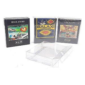 Games-7 (0,20mm) Caixa Protetora para Cartucho Loose Atari 2600 10unid