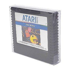 Games-12 (0,20mm) Caixa Protetora para Cartucho Loose Atari 5200 10unid