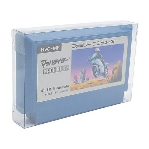 Games-15 (0,20mm) Caixa Protetora para Cartucho Loose Original Nintendinho 60pinos Nes 10unid