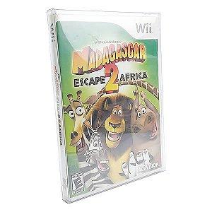 Games-20 (0,30mm) Caixa Protetora para DVD, Playstation 2, Gamecube, Xbox Clássico, Wii e Wii U 10unid
