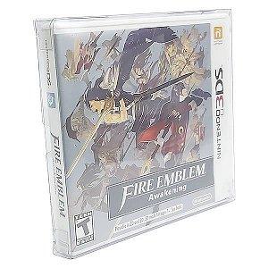 Games-22 (0,20mm) Caixa Protetora para Caixabox Case Nintendo 3DS 10unid