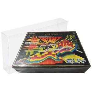 Games-25 (0,30mm) Caixa Protetora para CaixaBox Case Odyssey Estratégico Série Estratégica 3unid