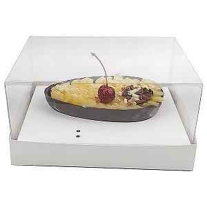 Caixa Ovo de Colher Páscoa 250g (18x14x9 cm) KIT30 Embalagem Ovo de Colher 10unids