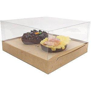 Caixa Ovo de Colher Páscoa 250g (19x17,5x9 cm) KIT33 Embalagem Ovo de Colher 10unids
