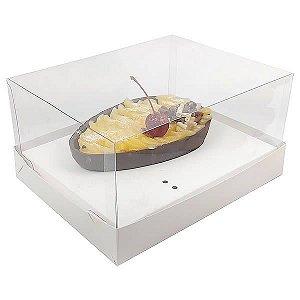 Caixa Ovo de Colher Páscoa 350g (18x14x9 cm) KIT36 10unid