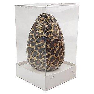 Caixa Ovo de Páscoa 250g e 350g (10x10x16,6 cm) KIT44 Embalagem Ovo de Chocolate 10unids
