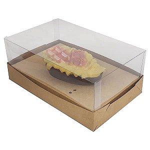 Caixa Ovo de Colher Páscoa 100g (17,6x11x7 cm) KIT73 Embalagem Ovo de Colher 10unids