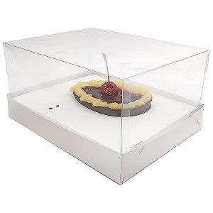 Caixa Ovo de Colher Páscoa 150g (17,6x11x9 cm) KIT76 10unid