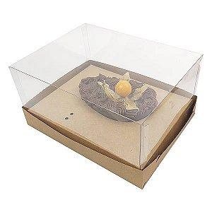 Caixa Ovo de Colher Páscoa 150g (17,6x11x9 cm) KIT77 10unid