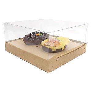 KIT Caixa Ovo de Colher Páscoa 100g (19x17,5x9 cm) Caixa e Berço KIT79 Embalagem Ovo de Colher 10unids
