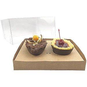 Caixa Ovo de Colher Páscoa 150g (19x17,5x9 cm) KIT81 10unid