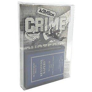 Games-32 (0,20mm) Caixa Protetora para Manual com Cartucho Atari 2600 sem Case 10unid
