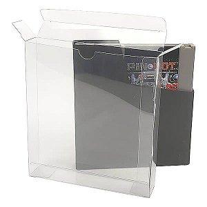 Games-33 (0,30mm) Caixa Protetora para Cartucho Loose Nintendinho 72pinos Nes aclopado com Sleeve 10unid